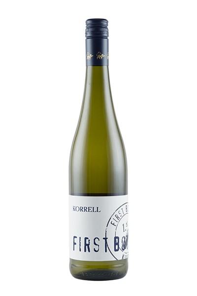 First Bottle