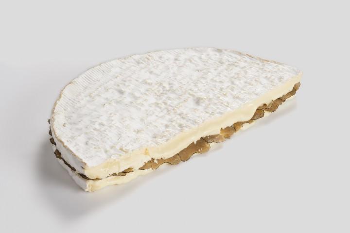 Brie de Meaux mit Trüffel