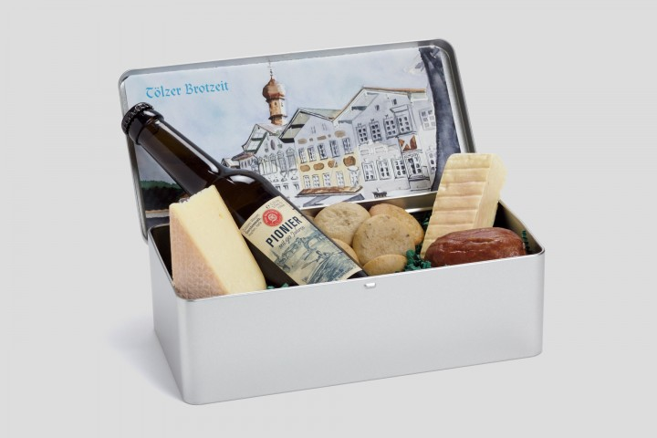Tölzer Brotzeit Box