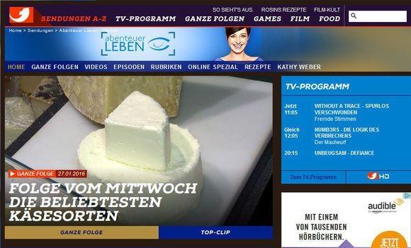 Die beliebtesten Käse Deutschlands
