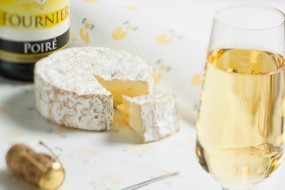 Der Echte: Normandie-Camembert und feiner Poiré