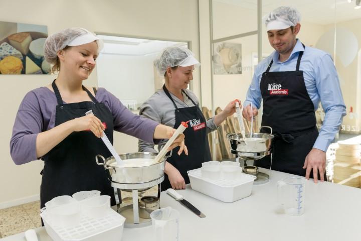 Workshop - Käse selbst herstellen 2/1 in Bad Heilbrunn