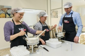 Workshop - Käse selbst herstellen in Bad Heilbrunn