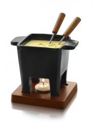 Tapas Cheese Fondue schwarz