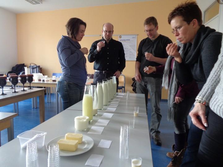 European Cheese Expert (Fachausbildung - Käseexperte für Restaurants und Fachhandel) Anmeldung unten
